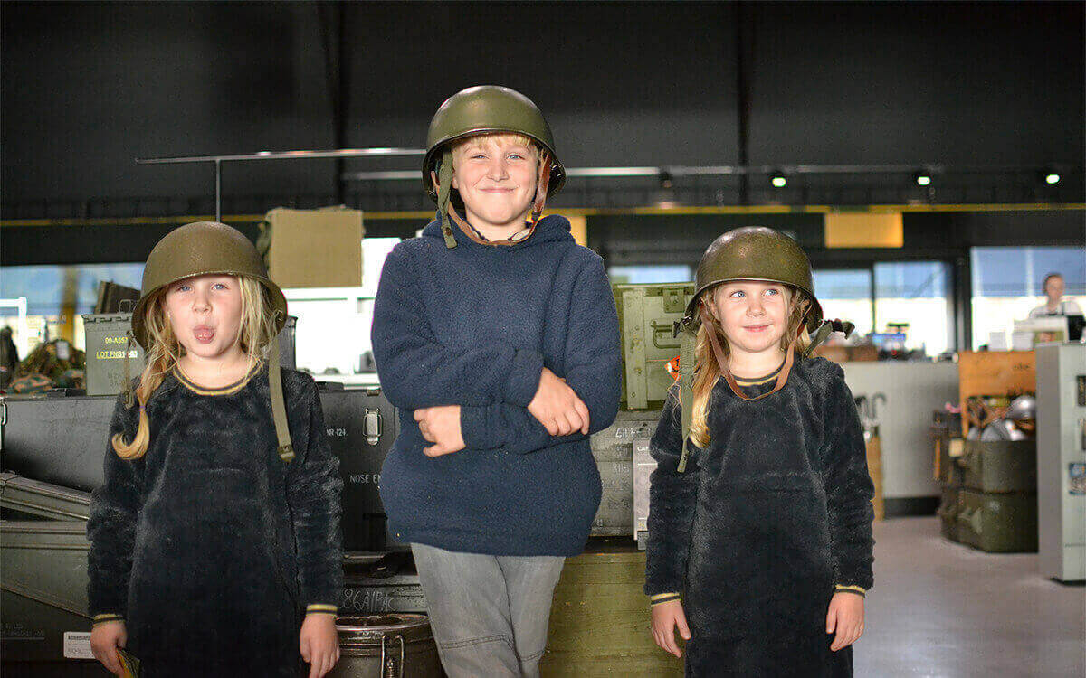 Nationaal Militair Museum in Soest