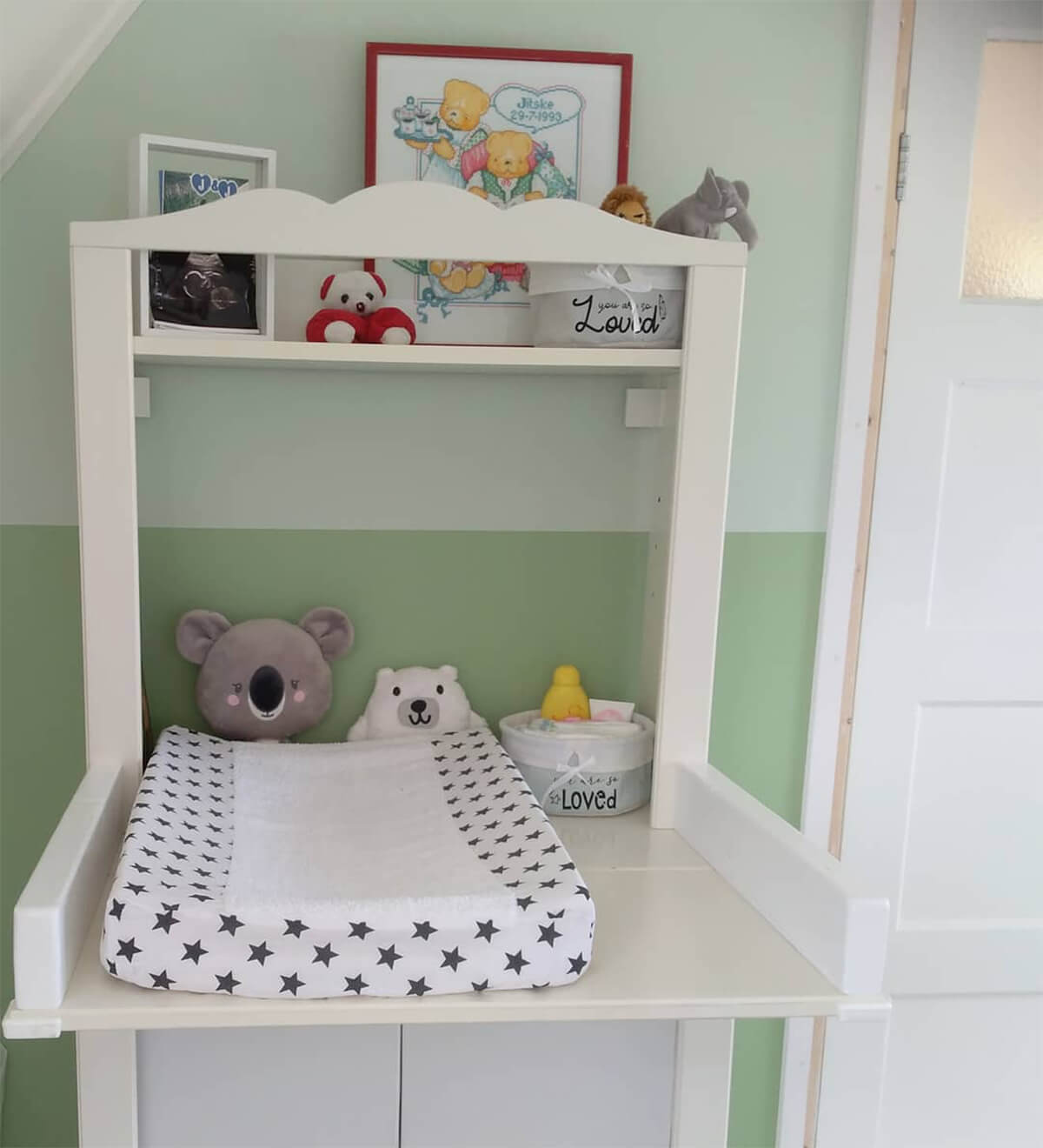 Commode Jitske babykamer