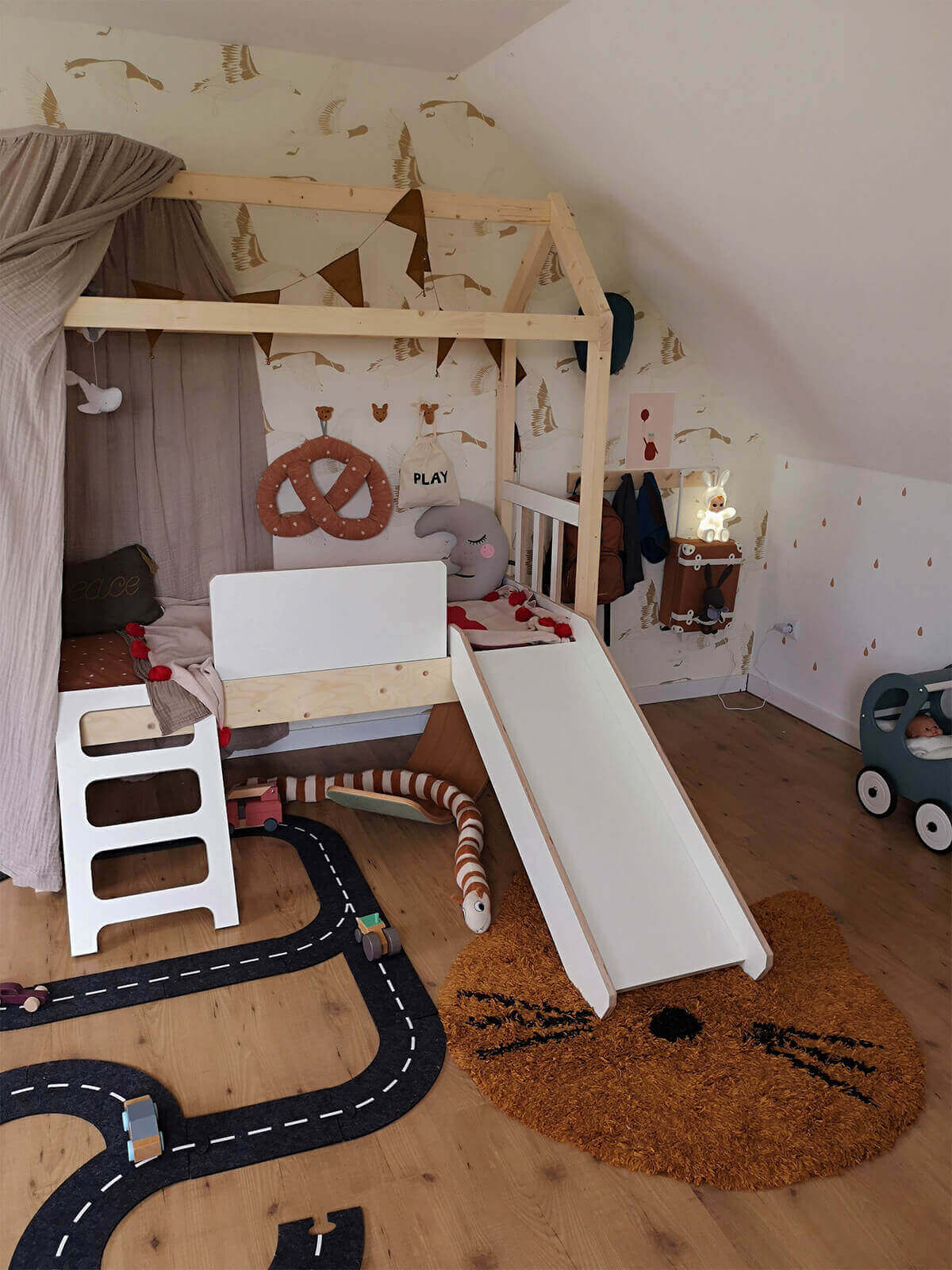 Kinderkamer Shanah bed